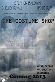 The Costume Shop Poster