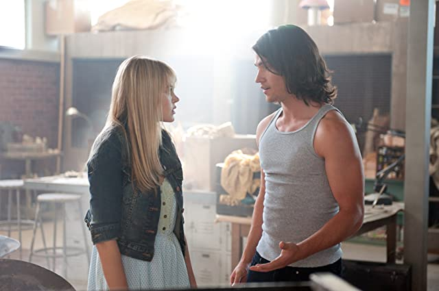 Aimee Teegarden and Thomas McDonell in Prom (2011)
