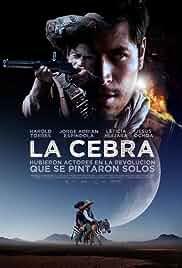 La Cebra Locandina del film