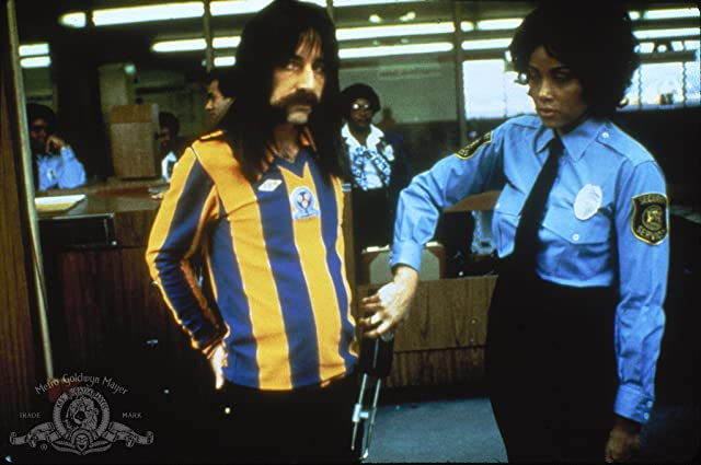 Gloria Gifford and Harry Shearer in This Is Spinal Tap (1984)