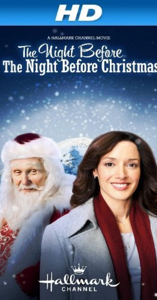 The Night Before the Night Before Christmas (TV Movie 2010) - IMDb