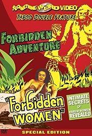 Forbidden Women Poster