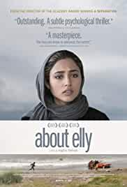 About Elly film poster