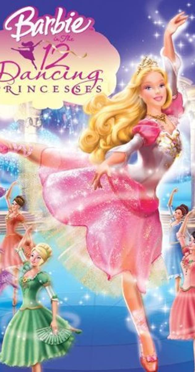 Barbie in the 12 dancing princesses video 2006 imdb - Barbie and the 12 princesses ...