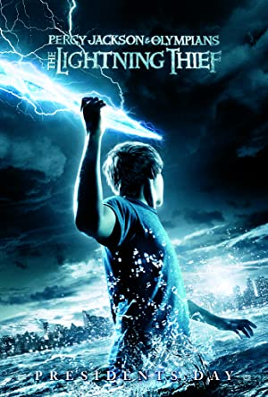 Percy Jackson & the Olympians: The Lightning Thief (2010)