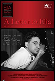 A Letter to Elia Poster