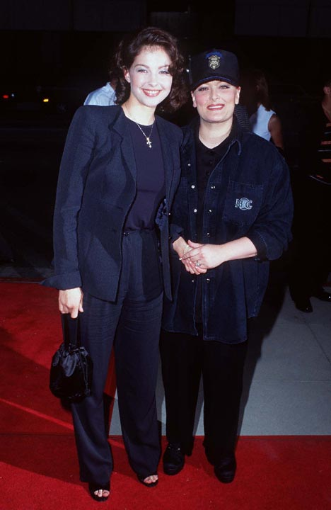 Ashley Judd at an event for A Time to Kill (1996)