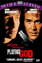 Playing God (1997) Poster - Movie Forum, Cast, Reviews