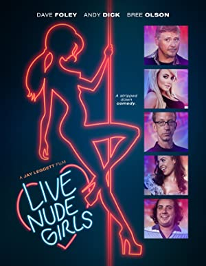 Poster Live Nude Girls