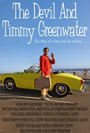 The Devil and Timmy Greenwater Poster
