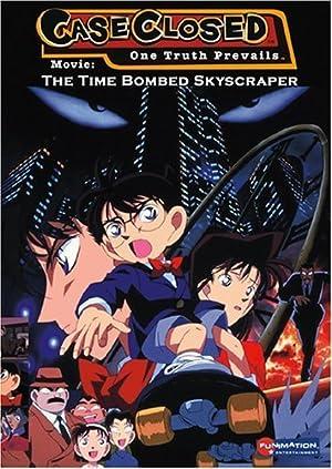 Detective Conan Movie 01: The Time-Bombed Skyscraper (1997)