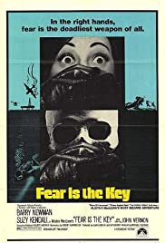 Fear Is the Key(1972) Poster - Movie Forum, Cast, Reviews