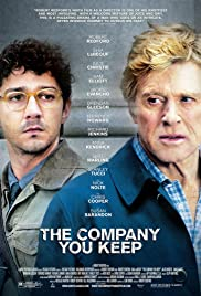 The Company You Keep (2012) Poster - Movie Forum, Cast, Reviews