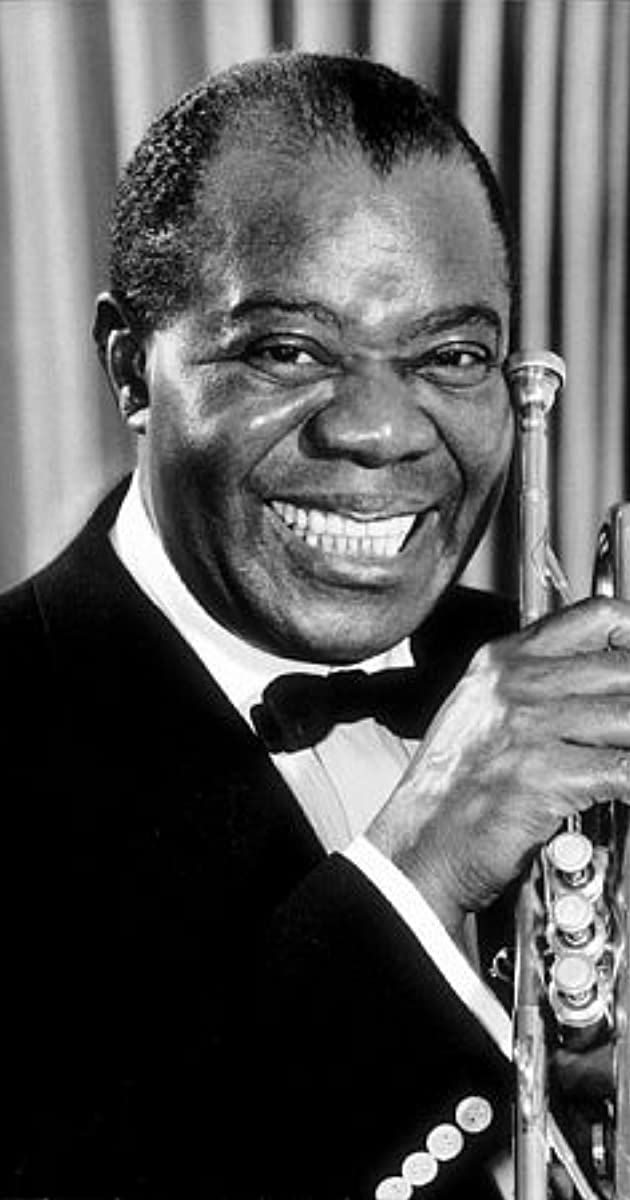 a biography of louis armstrong Louis armstrong biography louis daniel armstrong (usually pronounced 'louee' in the french pronunciation with a silent s) (august 4, 1901 – july 6, 1971) (also known by the nicknames satchmo and pops) was an american jazz musician armstrong was a charismatic, innovative performer whose musical skills and bright.
