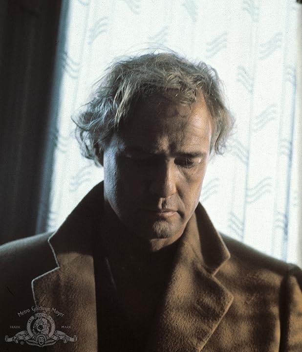 Marlon Brando in Last Tango in Paris (1972)