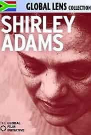 Shirley Adams film poster