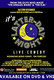 It's Latter-Day Night! Live Comedy Poster