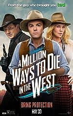 A Million Ways to Die in the West(2014)