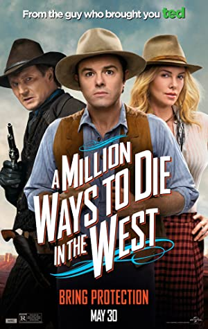 Pueblo Chico Pistola Grande (A Million Ways to Die in the West) (2014)