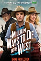 Primary image for A Million Ways to Die in the West