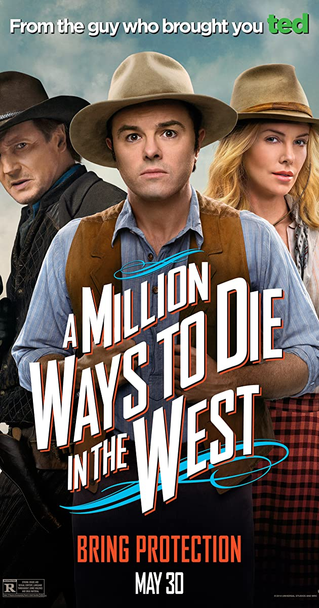A Million Ways to Die in the West (2014) - Full Cast & Crew - IMDb