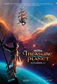 Treasure Planet (2002) Poster - Movie Forum, Cast, Reviews