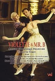 Violette et Mister B. Poster
