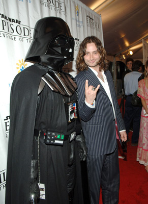 Constantine Maroulis at an event for Star Wars: Episode III - Revenge of the Sith (2005)