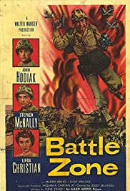 Battle Zone (1952) Poster - Movie Forum, Cast, Reviews