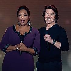 Tom Cruise and Oprah Winfrey
