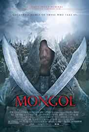 Mongol film poster