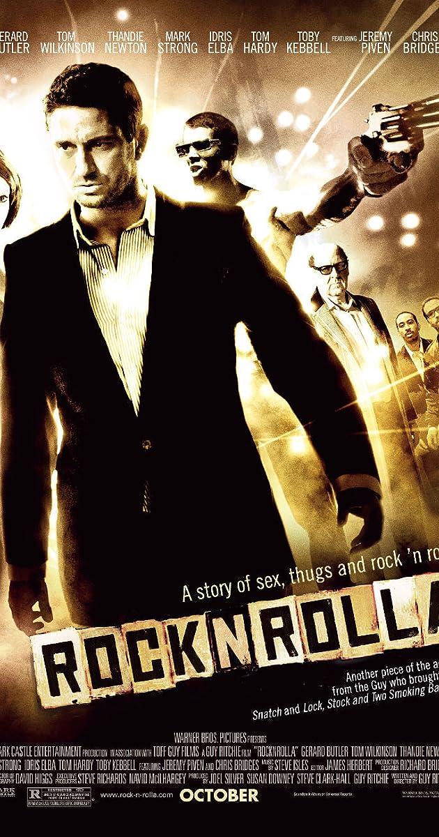 RocknRolla (2008) - IMDb