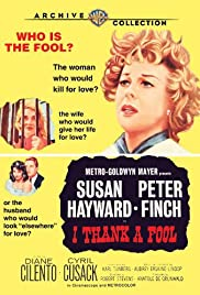 I Thank a Fool (1962) Poster - Movie Forum, Cast, Reviews