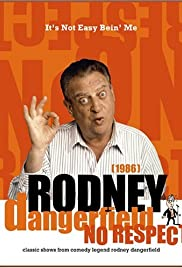 Rodney Dangerfield: It's Not Easy Bein' Me Poster
