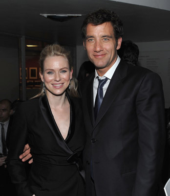 Clive Owen and Naomi Watts at an event for The International (2009)