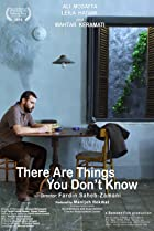 Image of There Are Things You Don't Know