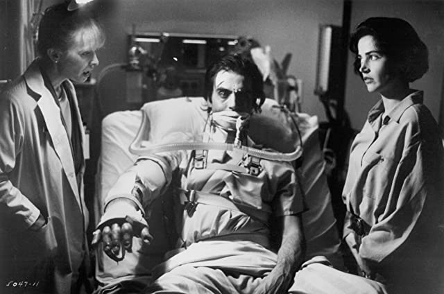 Kim Delaney, Jeff Fahey, and Lindsay Duncan in Body Parts (1991)