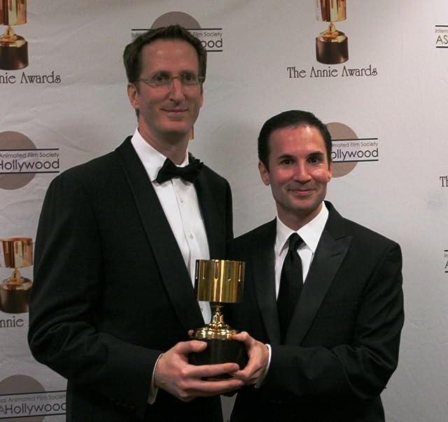 Glenn Berger, Jonathan Aibel, writers of Kung Fu Panda