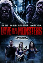 Love in the Time of Monsters Poster