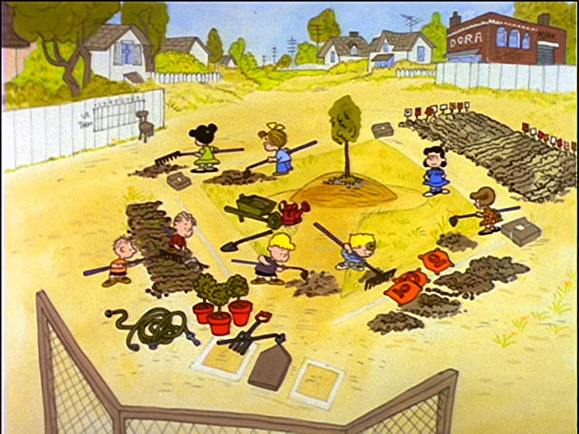 It's Arbor Day, Charlie Brown (1976)
