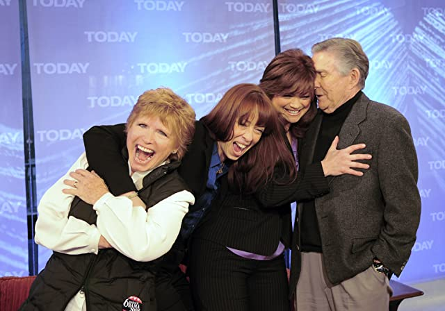 Valerie Bertinelli, Bonnie Franklin, Pat Harrington Jr., and Mackenzie Phillips