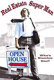Real Estate Super Man Poster