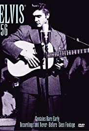 Elvis '56 Poster