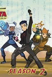 Di-Gata Defenders Poster