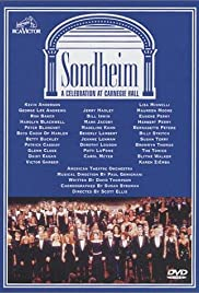 Sondheim: A Celebration at Carnegie Hall Poster