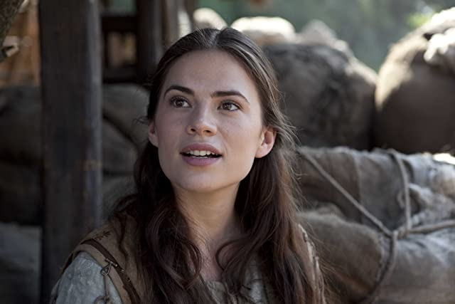 Hayley Atwell in The Pillars of the Earth (2010)