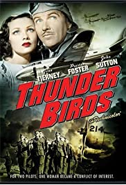 Thunder Birds: Soldiers of the Air Poster