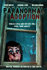 Paranormal Adoption Poster