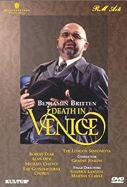 Death in Venice Poster