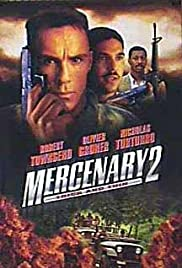 Mercenary II: Thick & Thin Poster